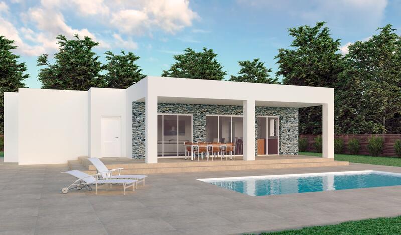 Villa for sale in Hondon de los Frailes, Alicante