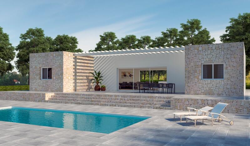 Villa for sale in Macisvenda, Murcia