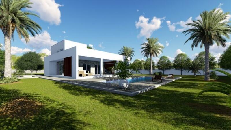 Villa for sale in Cañada del Trigo, Alicante