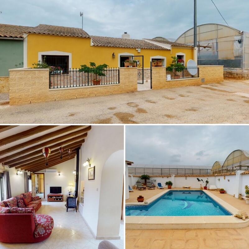 Villa for sale in San Javier, Murcia