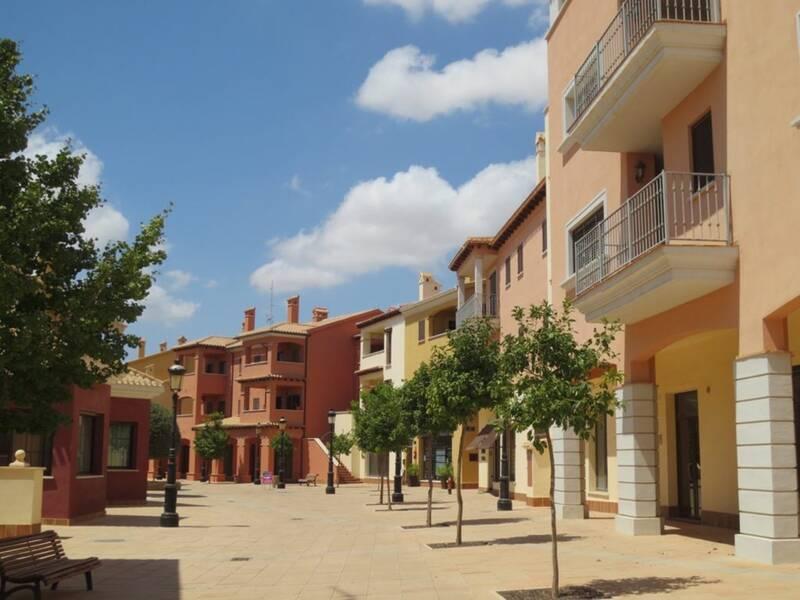 Apartment for sale in Hacienda del Alamo Golf Resort, Murcia