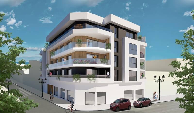 Apartment for sale in Guardamar del Segura, Alicante