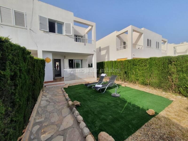 Townhouse for Short Term Rent in Mojácar, Almería