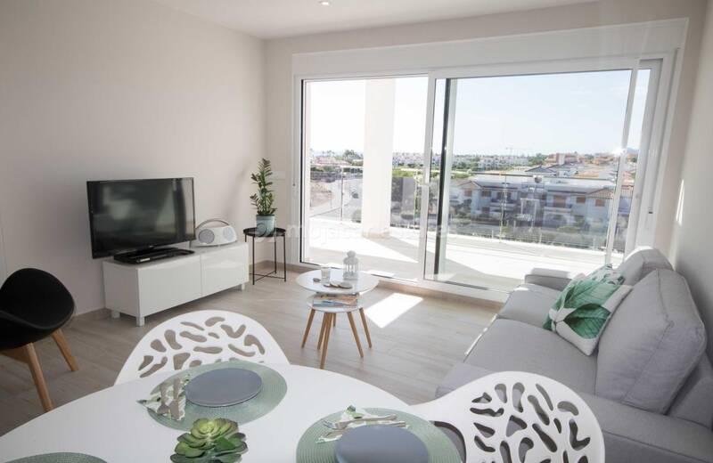 Apartment for Short Term Rent in Vera Playa, Almería