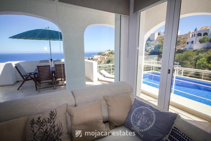 Villa for Short Term Rent in Mojácar, Almería