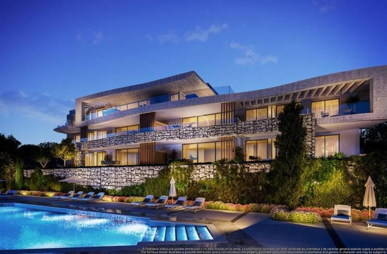 Apartment for sale in La Quinta Golf, Málaga