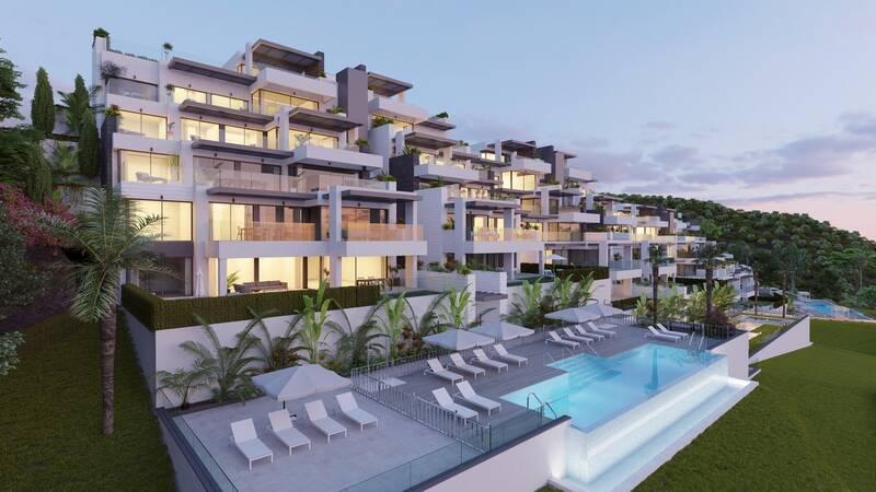 Apartment for sale in Benahavis, Málaga