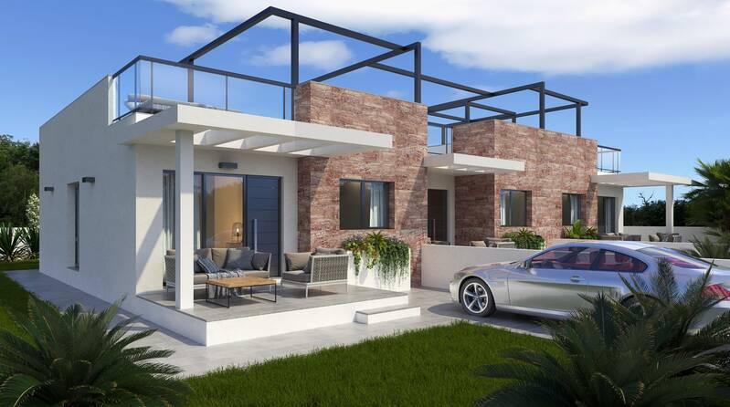 Villa for sale in Mil Palmeras, Alicante