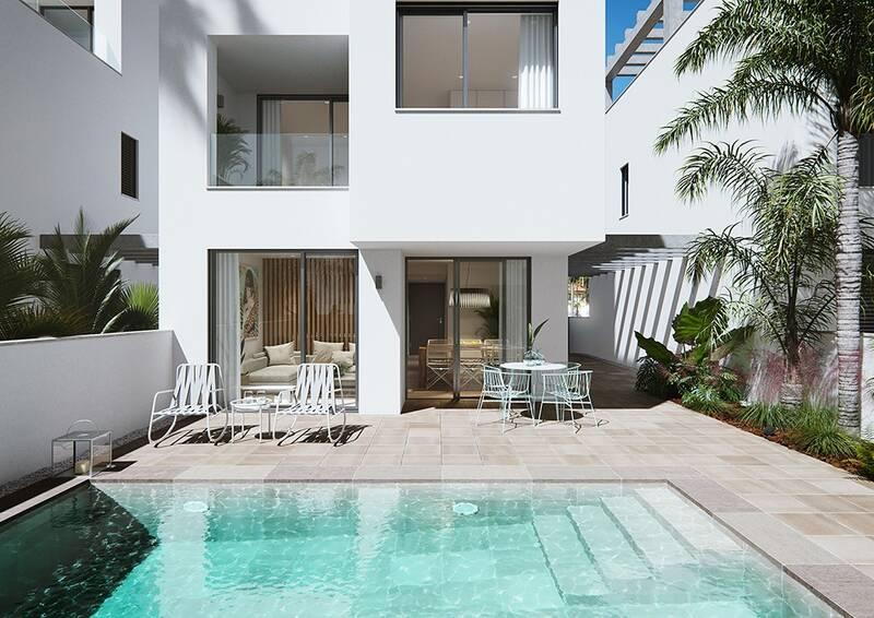 Villa for sale in Torre de la Horadada, Alicante