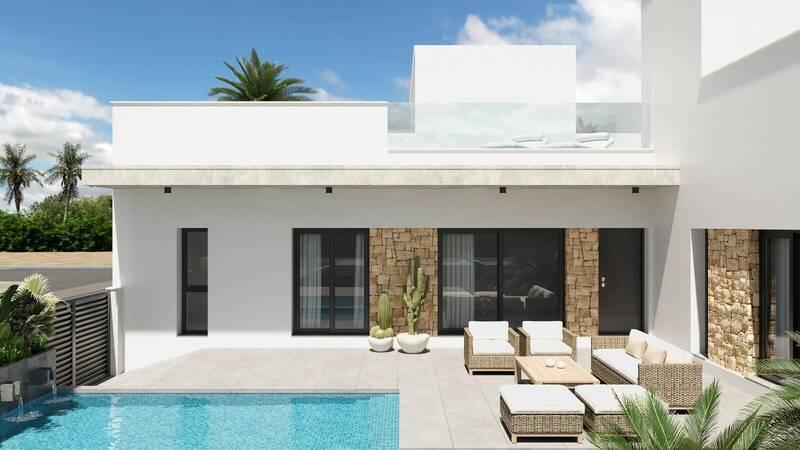 Villa for sale in Daya Vieja, Alicante