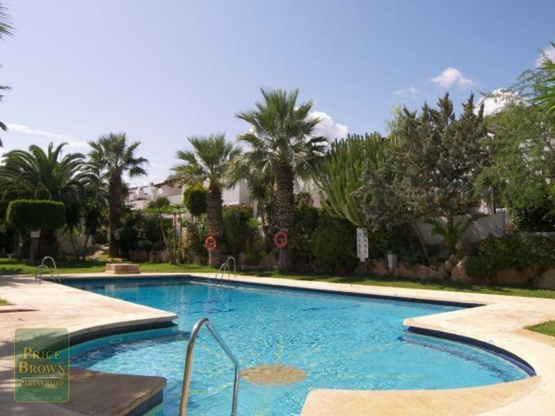 Apartment for Long Term Rent in Mojácar, Almería
