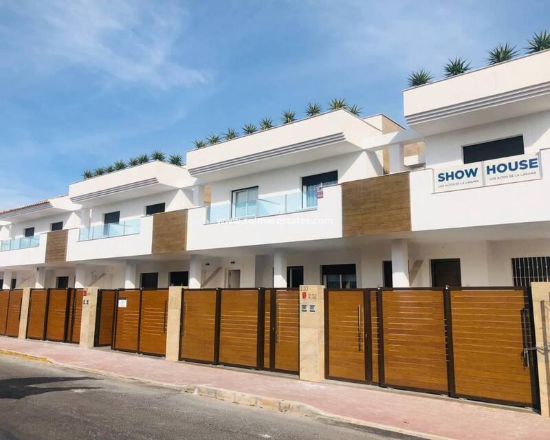 Townhouse for sale in Los Altos, Alicante