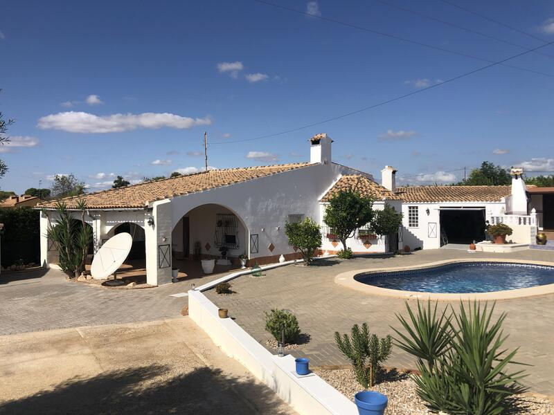 Country House for sale in Sucina, Murcia