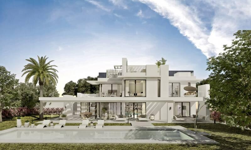 Villa for sale in Benahavis, Málaga